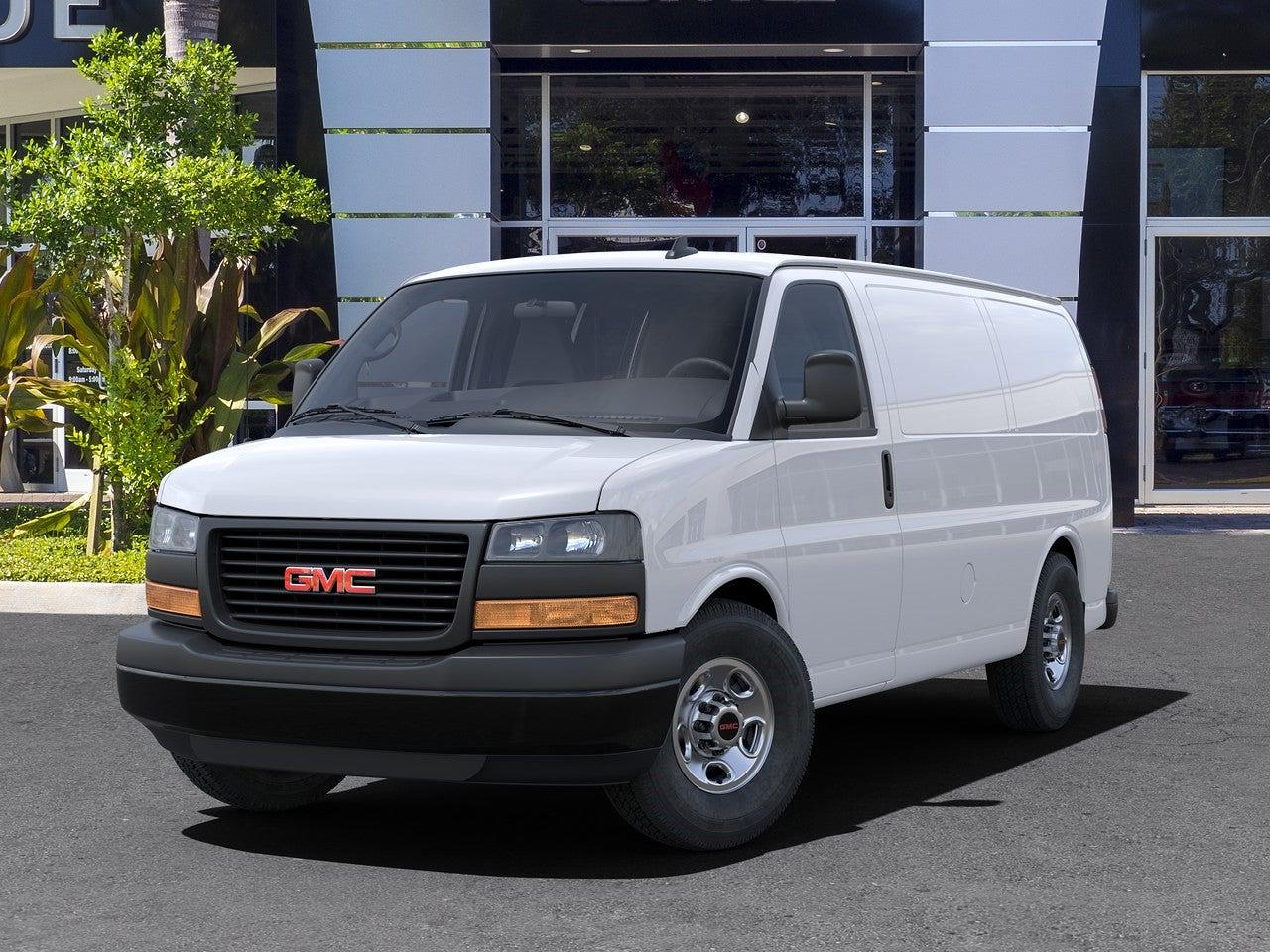 2021 GMC Savana 2500 4x2, Empty Cargo Van #T21138 - photo 1