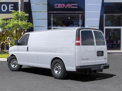 2021 GMC Savana 2500 4x2, Empty Cargo Van #T21138 - photo 6