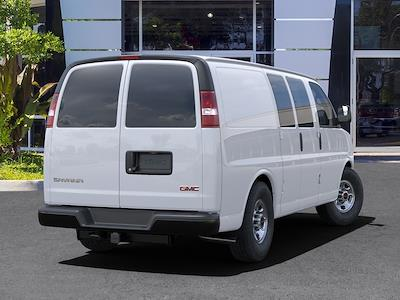 2021 GMC Savana 2500 4x2, Empty Cargo Van #T21138 - photo 2