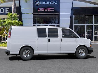 2021 GMC Savana 2500 4x2, Empty Cargo Van #T21138 - photo 9