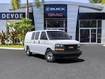 2021 GMC Savana 2500 4x2, Empty Cargo Van #T21138 - photo 11