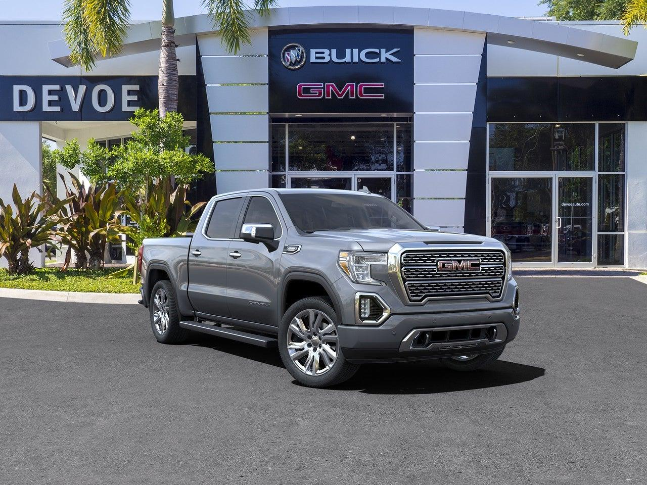 2021 GMC Sierra 1500 Crew Cab 4x2, Pickup #T21147 - photo 1