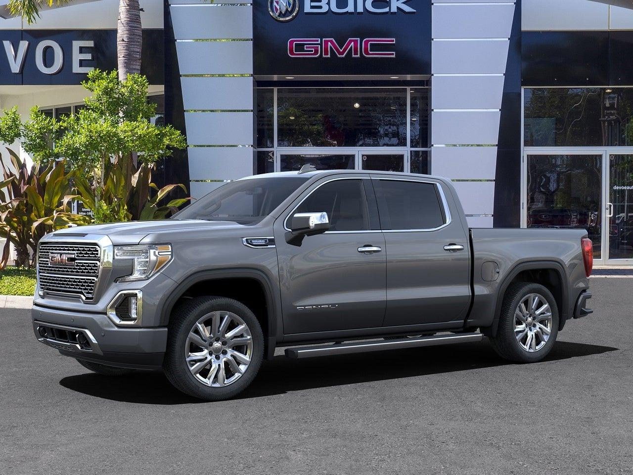2021 GMC Sierra 1500 Crew Cab 4x2, Pickup #T21147 - photo 4