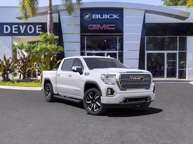2021 GMC Sierra 1500 Crew Cab 4x4, Pickup #T21160 - photo 1