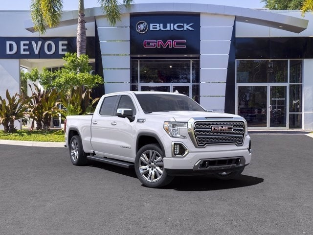 2021 GMC Sierra 1500 Crew Cab 4x4, Pickup #T21162 - photo 1