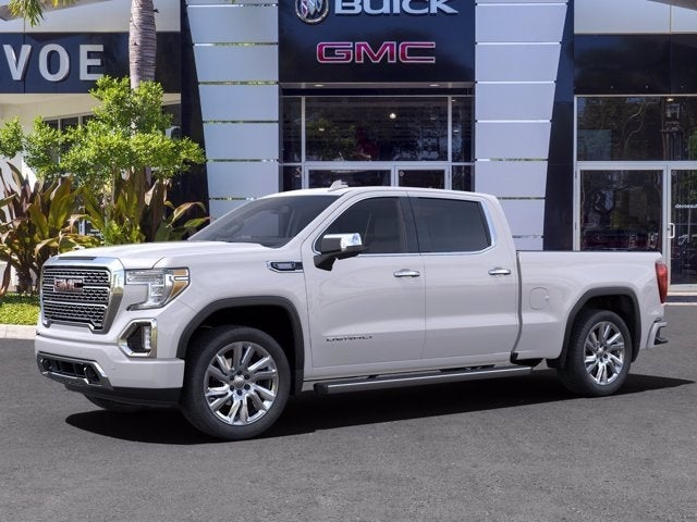 2021 GMC Sierra 1500 Crew Cab 4x4, Pickup #T21162 - photo 4
