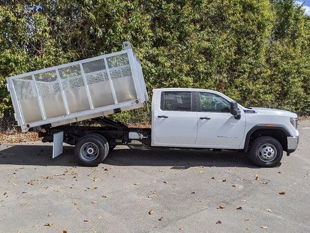 2021 GMC Sierra 3500 Crew Cab 4x2, Landscape Dump #T21166 - photo 14