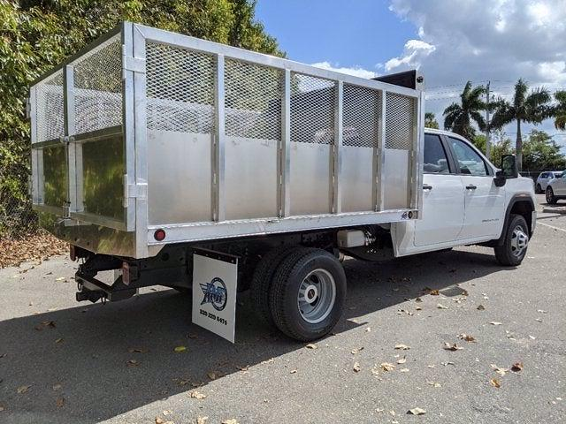 2021 GMC Sierra 3500 Crew Cab 4x2, Landscape Dump #T21166 - photo 2