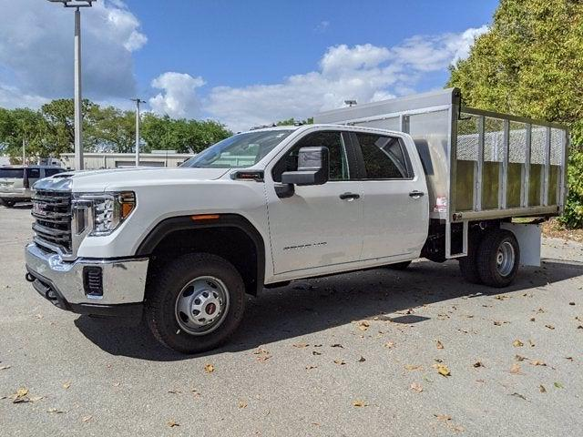 2021 GMC Sierra 3500 Crew Cab 4x2, Landscape Dump #T21166 - photo 9