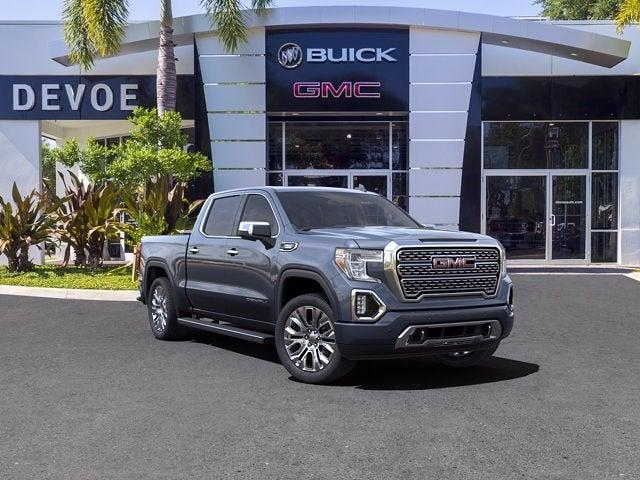 2021 GMC Sierra 1500 Crew Cab 4x4, Pickup #T21241 - photo 1