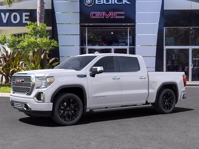 2021 GMC Sierra 1500 Crew Cab 4x4, Pickup #T21250 - photo 4