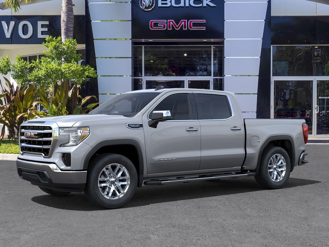 2021 GMC Sierra 1500 Crew Cab 4x2, Pickup #T21272 - photo 4