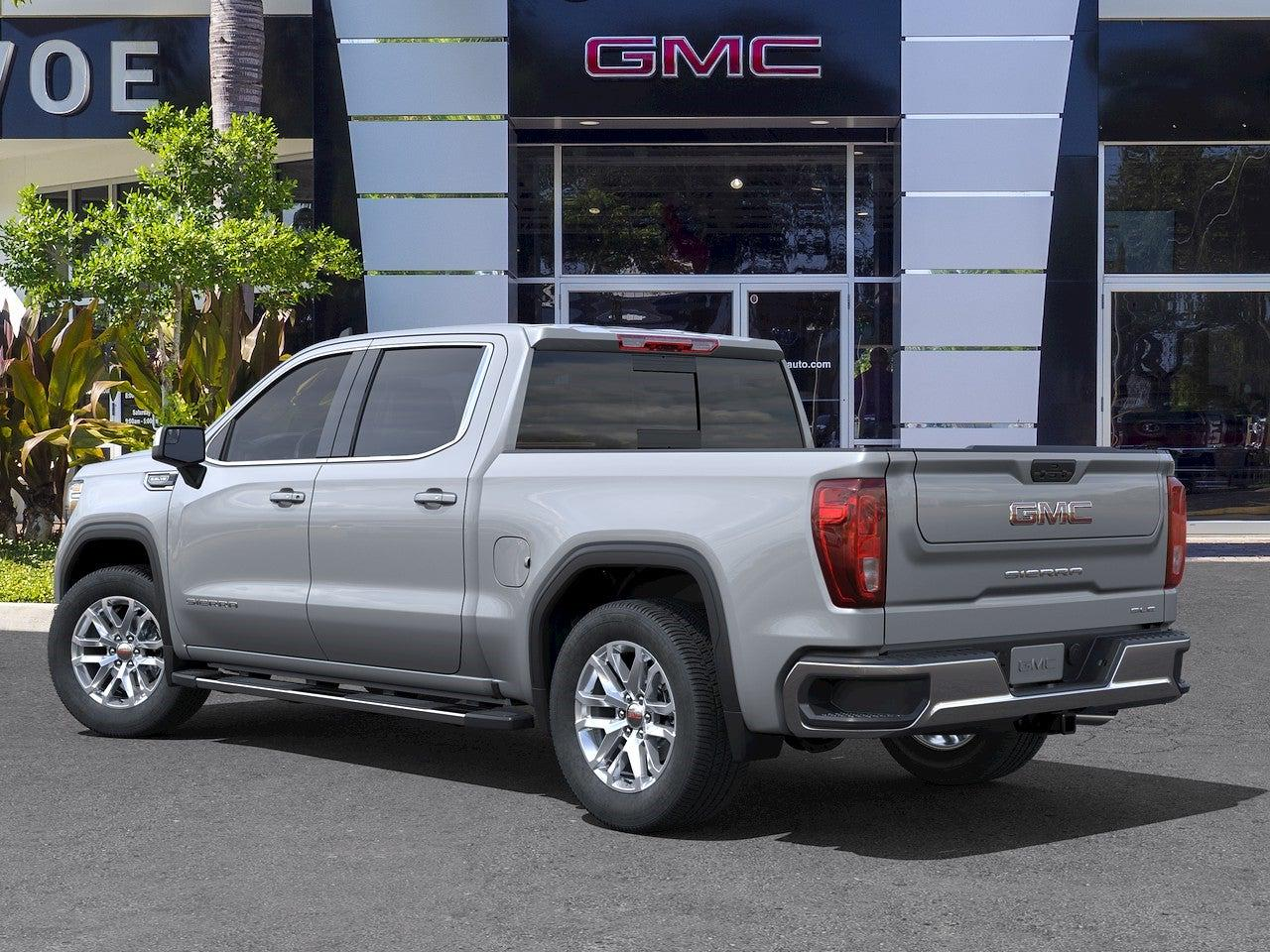 2021 GMC Sierra 1500 Crew Cab 4x2, Pickup #T21272 - photo 6