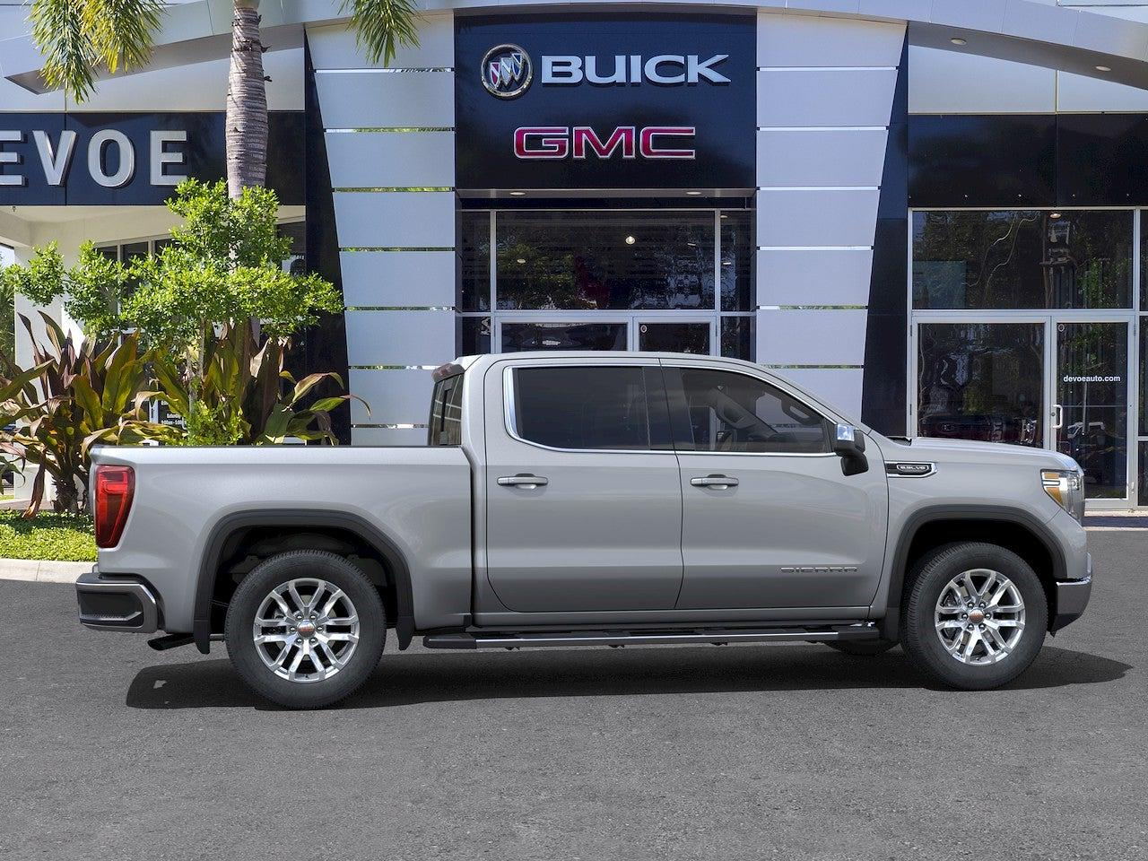 2021 GMC Sierra 1500 Crew Cab 4x2, Pickup #T21272 - photo 8