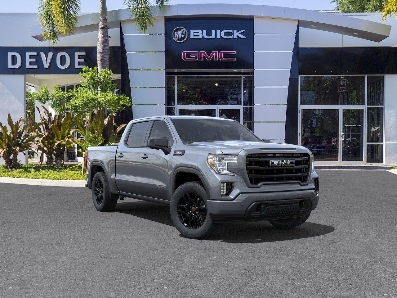 2021 GMC Sierra 1500 Crew Cab 4x2, Pickup #T21273 - photo 1