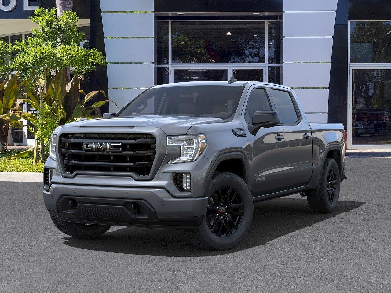 2021 GMC Sierra 1500 Crew Cab 4x2, Pickup #T21273 - photo 8