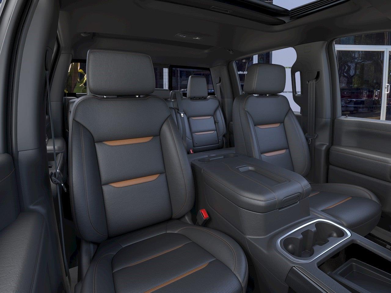 2021 GMC Sierra 2500 Crew Cab 4x4, Pickup #T21304 - photo 33