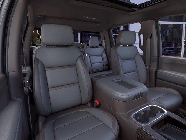 2021 GMC Sierra 2500 Crew Cab 4x4, Pickup #T21306 - photo 13