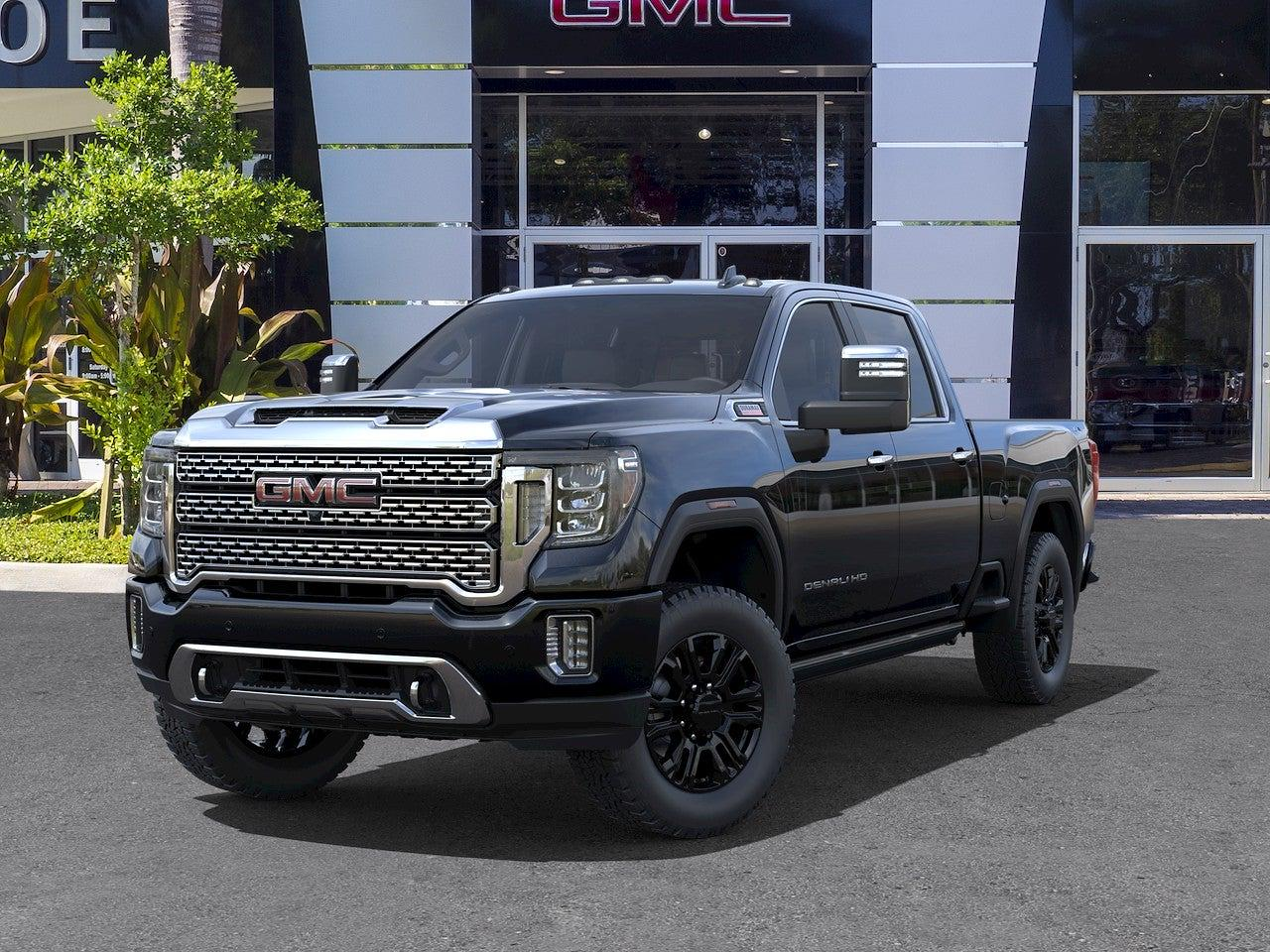 2021 GMC Sierra 2500 Crew Cab 4x4, Pickup #T21308W - photo 31