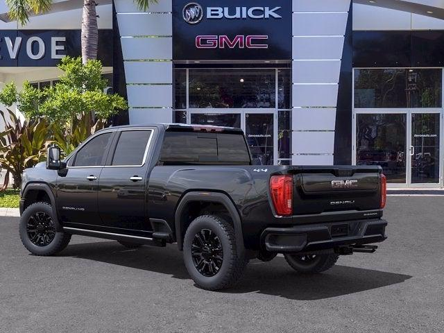2021 GMC Sierra 2500 Crew Cab 4x4, Pickup #T21308W - photo 4