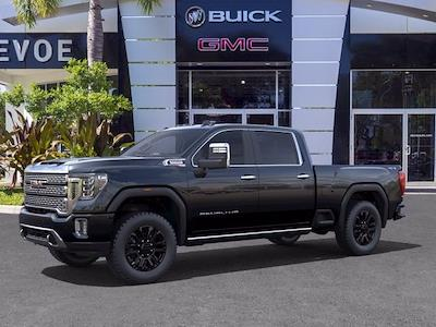 2021 GMC Sierra 2500 Crew Cab 4x4, Pickup #T21308W - photo 3