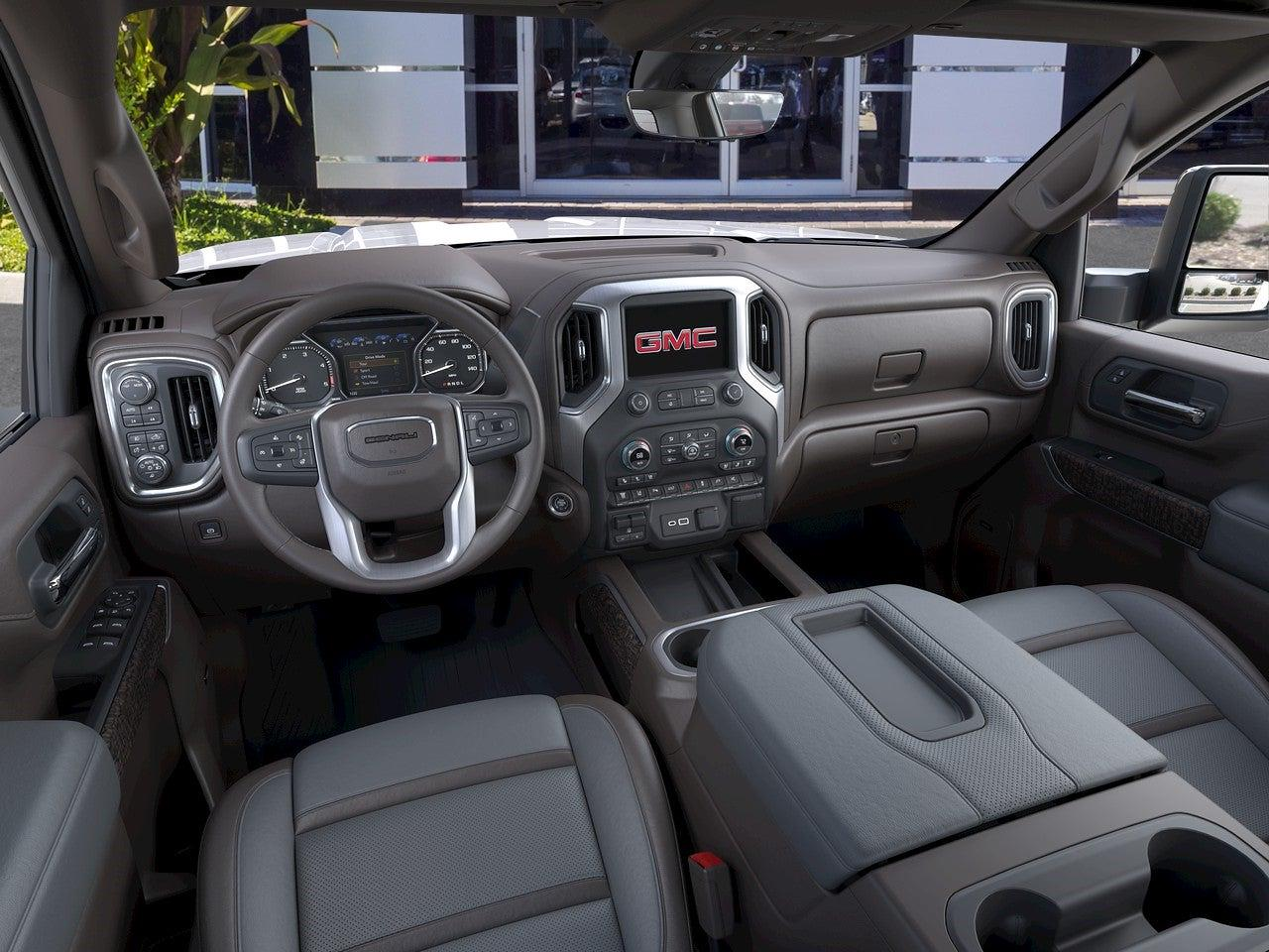 2021 GMC Sierra 3500 Crew Cab 4x4, Pickup #T21312 - photo 13