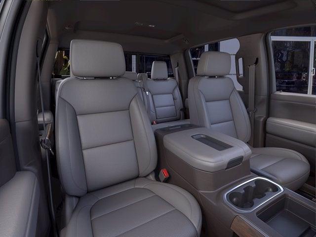 2021 GMC Sierra 1500 Crew Cab 4x4, Pickup #T21420 - photo 13