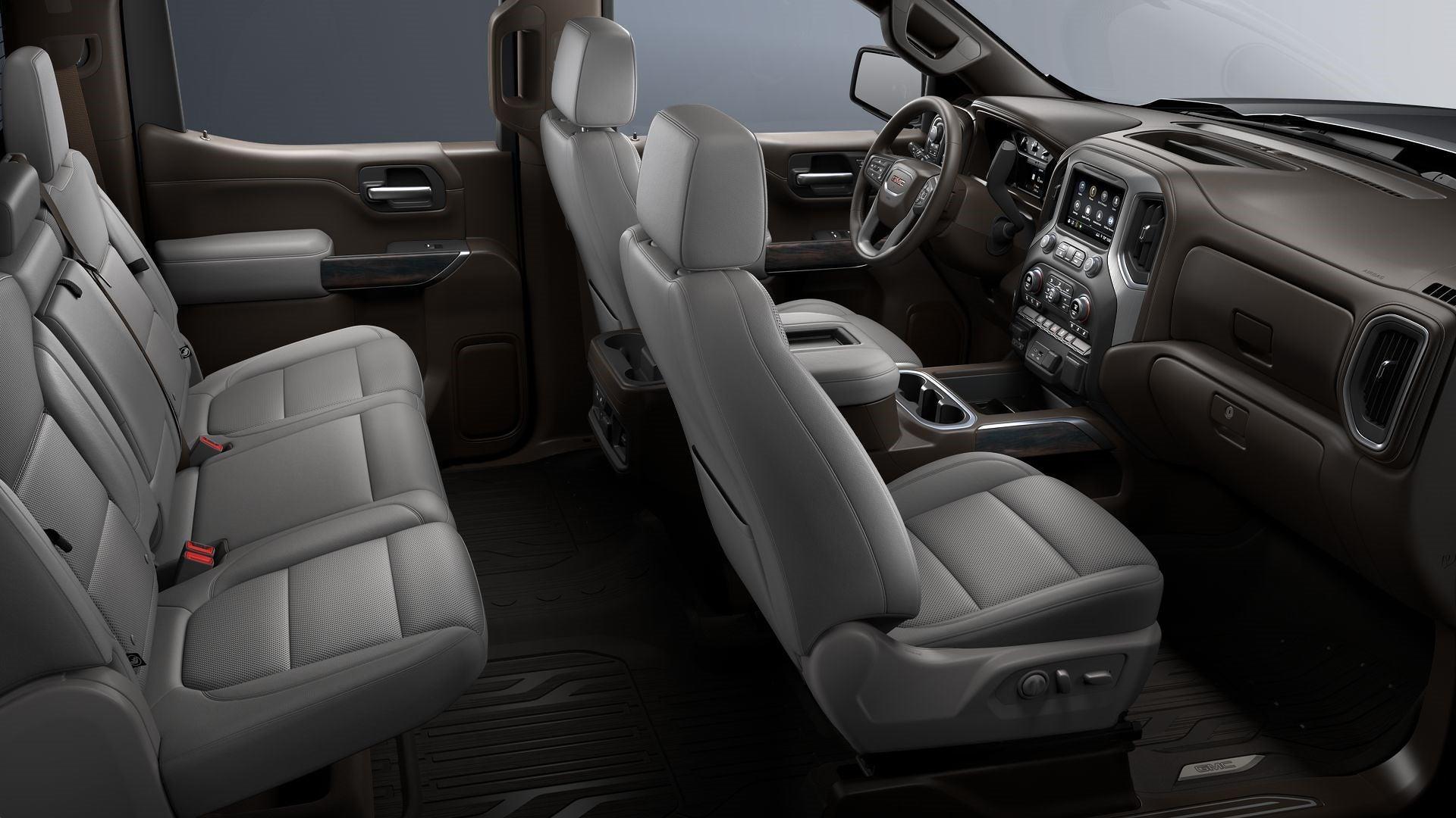 2021 GMC Sierra 1500 Crew Cab 4x4, Pickup #T21448 - photo 26