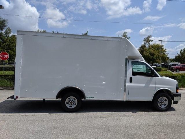 2019 Savana 3500 4x2, Rockport Cargoport Cutaway Van #TE19193 - photo 3