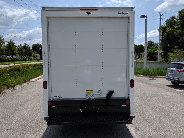 2019 Savana 3500 4x2,  Rockport Cargoport Cutaway Van #TE19193 - photo 4