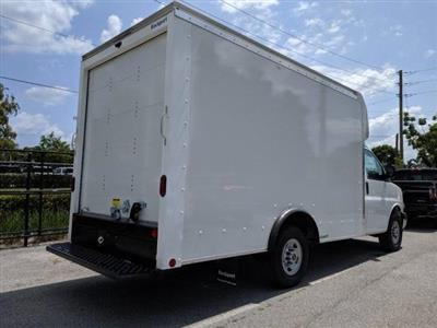 2019 Savana 3500 4x2, Rockport Cargoport Cutaway Van #TE19193 - photo 2