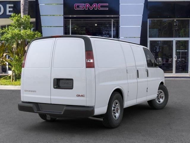 2020 GMC Savana 2500 4x2, Empty Cargo Van #TE20283 - photo 1