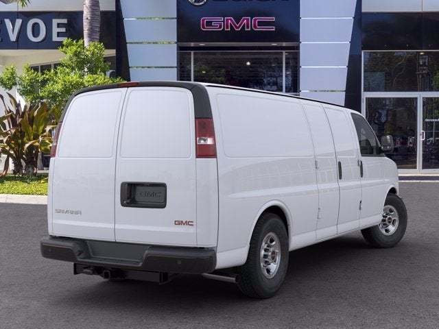 2020 GMC Savana 2500 RWD, Empty Cargo Van #TE20292 - photo 2