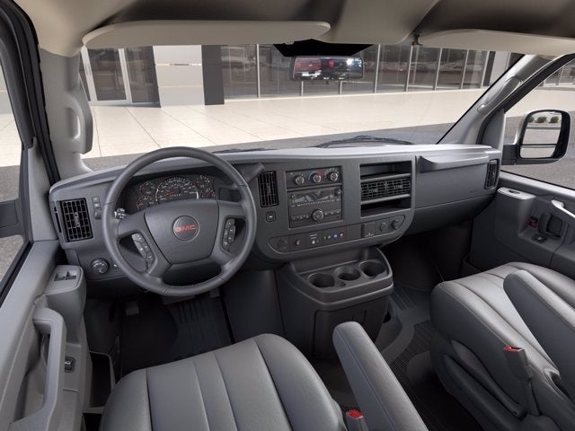 2020 GMC Savana 2500 RWD, Empty Cargo Van #TE20292 - photo 10