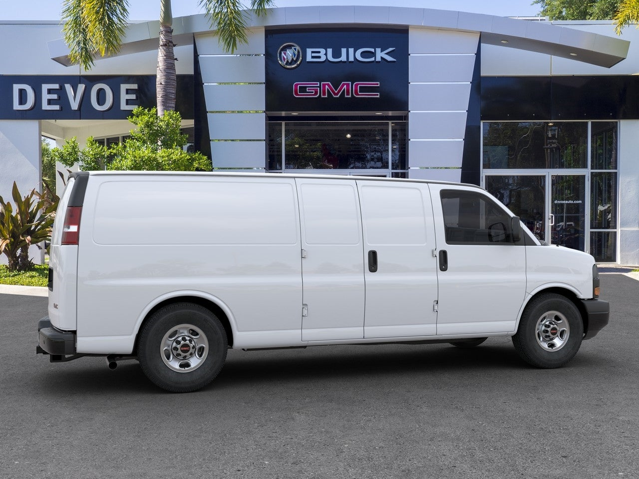 2020 GMC Savana 2500 RWD, Empty Cargo Van #TE20292 - photo 21