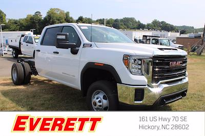 2021 Sierra 3500 Crew Cab 4x4,  Cab Chassis #G21-511 - photo 1