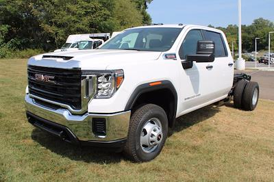 2021 Sierra 3500 Crew Cab 4x4,  Cab Chassis #G21-511 - photo 3