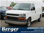 2017 Express 2500, Cargo Van #17G120C - photo 1