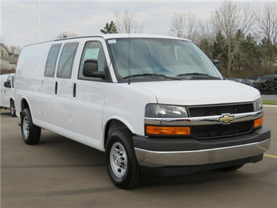 2017 Express 3500, Cargo Van #17G146C - photo 5