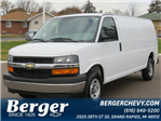 2017 Express 3500, Cargo Van #17G149C - photo 1