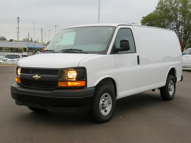 2017 Express 2500 Cargo Van #17G51C - photo 3