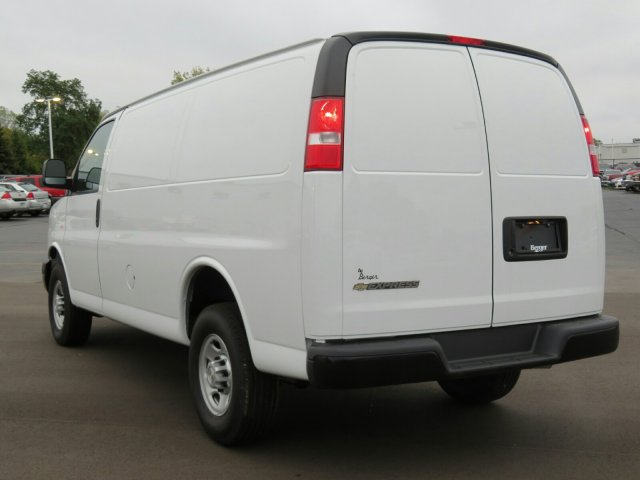 2017 Express 2500 Cargo Van #17G51C - photo 8