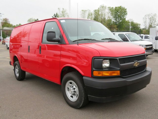 2017 Express 2500 Cargo Van #17G8C - photo 4