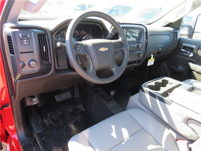 2017 Silverado 3500 Regular Cab 4x4 Platform Body #17K266X - photo 11