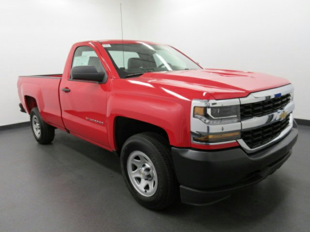 2017 Silverado 1500 Regular Cab 4x4 Pickup #17K461 - photo 3