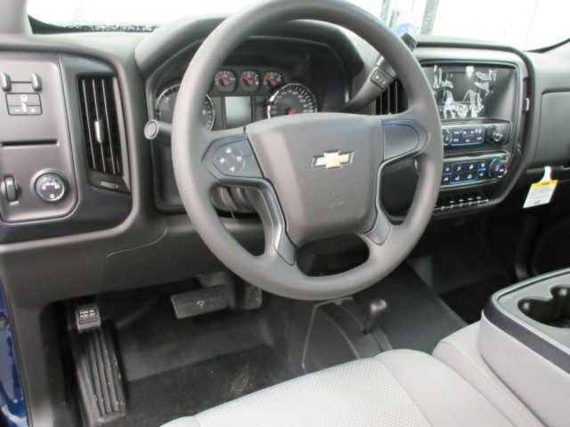 2017 Silverado 2500 Regular Cab 4x4 Pickup #17K791C - photo 9