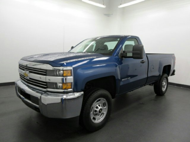 2017 Silverado 2500 Regular Cab 4x4 Pickup #17K791C - photo 3