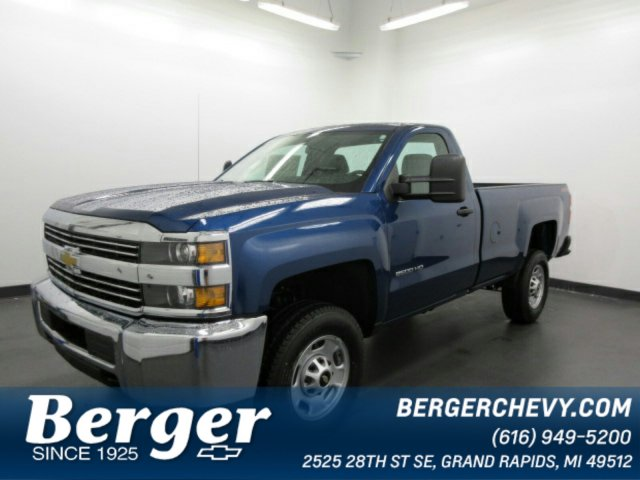 2017 Silverado 2500 Regular Cab 4x4 Pickup #17K791C - photo 1