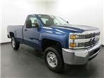 2017 Silverado 2500 Regular Cab 4x4 Pickup #17K791C - photo 4
