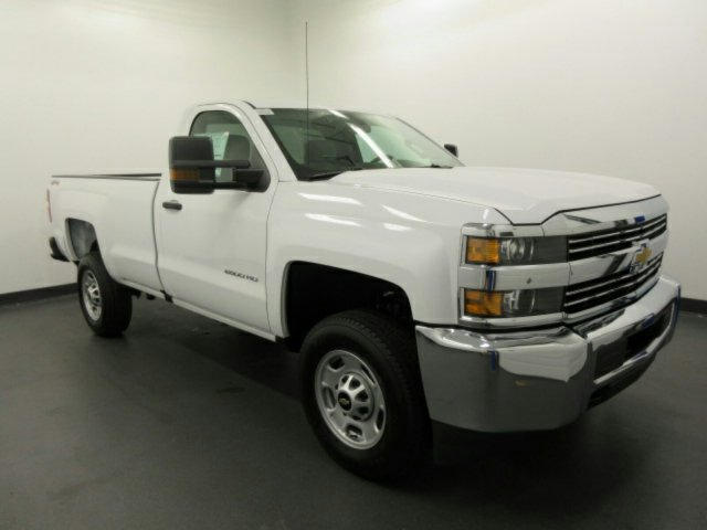 2017 Silverado 2500 Regular Cab 4x4 Pickup #17K817C - photo 3